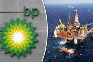 BP tăng gấp đôi lợi nhuận nhờ dầu giá tăng
