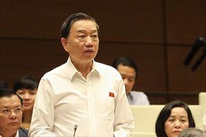 Bộ trưởng Bộ Công an nói về tình trạng xúc phạm nhân phẩm trên mạng