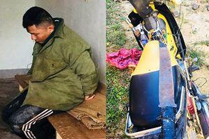 Hai 'cẩu tặc' bị người dân bắt giữ