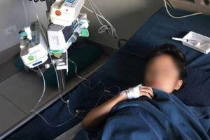 Bé trai vụ 3 mẹ con uống thuốc diệt cỏ tự vẫn đã tử vong