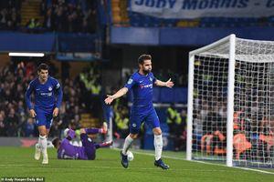 Chelsea được đối thủ 'tặng' vé, Arsenal nhọc nhằn vào tứ kết