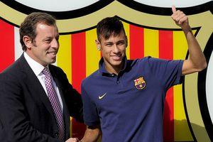 Neymar nguy cơ ngồi tù 6 năm vì phi vụ đến Barca
