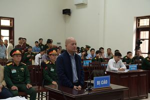 Tòa án Quân sự Trung ương tuyên án Út trọc 12 năm tù