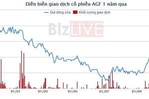 Cổ phiếu Thủy sản An Giang bị tạm ngừng giao dịch kể từ ngày 7/11