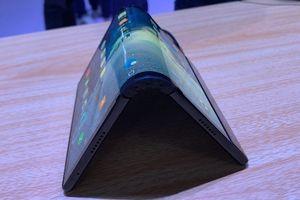Hãng Trung Quốc đã vượt Samsung, ra mắt điện thoại màn hình gập đầu tiên