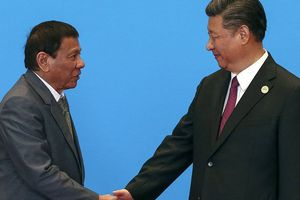 Philippines tránh nhắc Biển Đông để nhận đầu tư từ Trung Quốc
