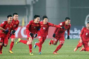 Lịch thi đấu của đội tuyển Việt Nam tại AFF Championship 2018
