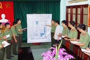 Công an tỉnh Hà Nam: 'Bốn tại chỗ' giúp chuyển hóa địa bàn thành công
