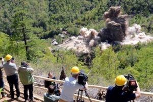 Triều Tiên sẵn sàng mời thanh sát viên đến điểm thử tên lửa và hạt nhân