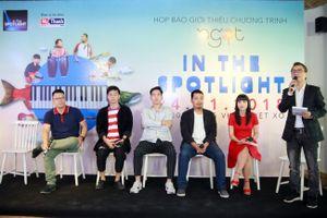 Ban nhạc Ngọt làm tâm điểm số đầu tiên của In the Spolight 2018