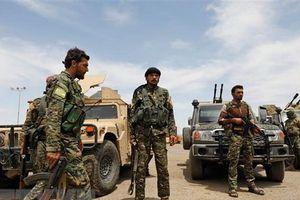 Mỹ lo ngại Thổ Nhĩ Kỳ tấn công phiến quân người Kurd ở Syria