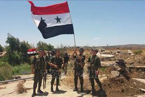 Khu vực diễn ra chiến dịch Lá chắn Euphrate tại Syria đã hồi sinh