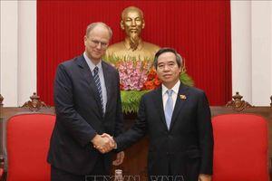 Thắt chặt hợp tác kinh tế, thương mại Việt Nam - Đức