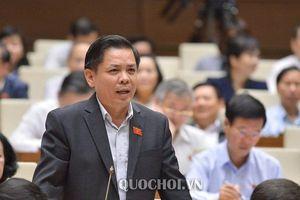 Bộ trưởng GTVT 'quên' trả lời về trách nhiệm liên quan đường cao tốc Đà Nẵng - Quảng Ngãi?