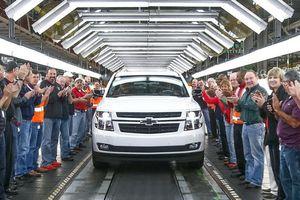 GM cắt giảm 1/3 nhân công tại Bắc Mỹ, dù lãi lớn