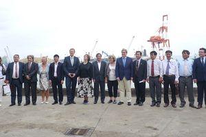 EC ủng hộ sớm gỡ bỏ 'thẻ vàng' thủy sản Việt Nam