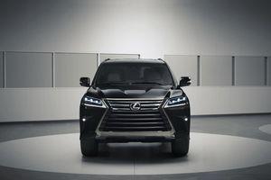 Lexus ra mắt LX phiên bản đặc biệt, số lượng 500 chiếc