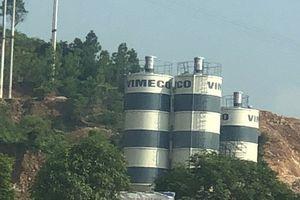 Thanh Hóa: Doanh nghiệp sản xuất bê tông gây ô nhiễm môi trường trong Khu Kinh tế Nghi Sơn