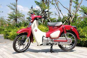 Bán giá 85 triệu đồng, Honda Super Cub C125 chỉ dành cho dân chơi