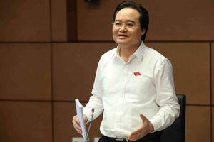 Bộ trưởng Nhạ nhận trách nhiệm về lãng phí sách giáo khoa