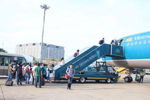40 vụ vi phạm an ninh, an toàn bay trong tháng 10
