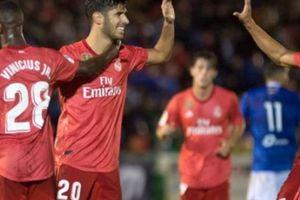 Vượt qua giông tố, Real Madrid vùi dập Melilla trên đất Phi châu