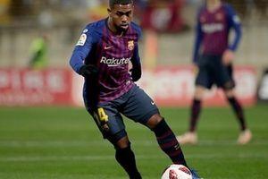 Điểm nhấn Leonesa vs Barca: 'Hàng hớ' Malcom, 'nhà vua' đầy toan tính