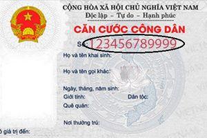 12 chữ số trên thẻ Căn cước công dân có ý nghĩa ra sao?