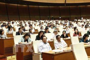 Đại biểu quốc hội chất vấn một loạt vấn đề về lĩnh vực giao thông