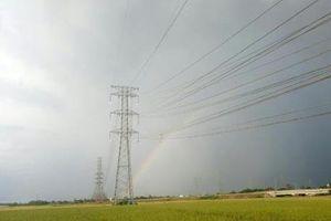 Đóng điện đường dây Trung tâm Điện lực Long Phú - Sóc Trăng