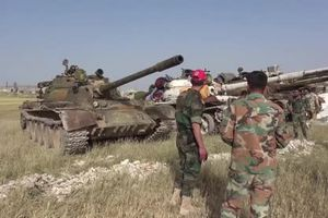 Chiến sự Syria: SAA tấn công phe đối lập từ chối rút khỏi khu phi quân sự Idlib