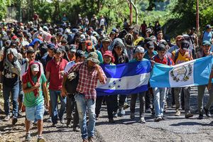 Nhà Trắng khen ngợi nổ lực ngăn chặn đoàn di dân từ Trung Mỹ của Mexico