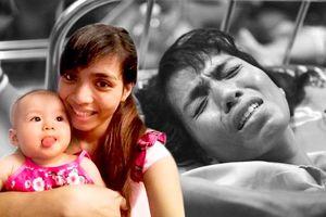 Tâm sự nghẹn ngào của người mẹ trẻ bị căn bệnh ung thư hành hạ: 'Chị ước sống được đến năm con trưởng thành, nhưng chắc không thể'