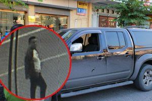 Vụ đập vỡ cửa kính ô tô trộm 3,5 tỉ ngay trước phòng giao dịch ngân hàng: Bảo vệ nói gì?