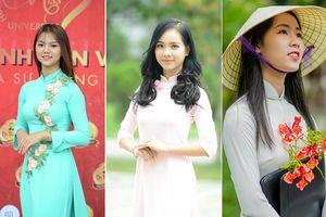 Ảnh đời thường xinh xắn đáng yêu của 15 nữ sinh Huế lọt vào Bán kết Hoa khôi sinh viên Việt Nam 2018