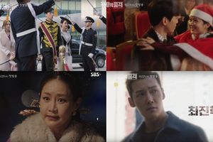 Teaser 'Empress's Dignity': Jang Nara phải lòng Hoàng đế Shin Sung Rok, nội chiến thâm cung bắt đầu hé mở