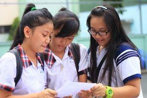 Đề thi tham khảo vào lớp 10 Hà Nội: Vừa sức