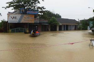 Quảng Nam: Nâng cao năng lực dự báo và cảnh báo lũ cho lưu vực sông Vu Gia - Thu Bồn