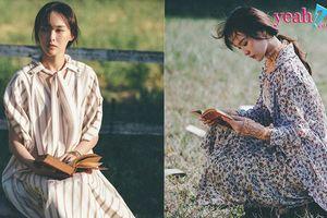 Cô dâu mới Đường Yên đẹp dịu dàng và thuần khiết trên bìa tạp chí Vogue