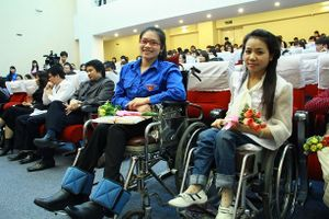 Nhiều rào cản với sinh viên khuyết tật