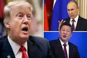 Mỹ tố Trung Quốc 'đâm sau lưng' Nga