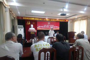 Hội SVC Hà Nội: Thành lập Ban tổ chức triển lãm SVC tại Đồng Mô