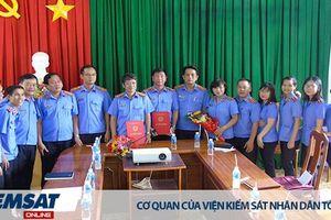 VKSND huyện Dương Minh Châu, tỉnh Tây Ninh trên chặng đường bảo vệ công lý