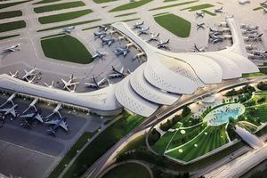 'Điểm mặt' những siêu dự án sân bay của tương lai