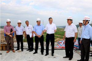 Phú Yên: Đẩy nhanh tiến độ thông xe kỹ thuật cầu Dinh Ông trong năm nay