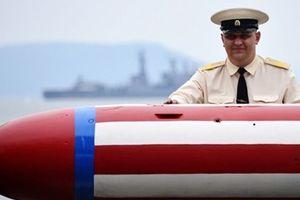 Nga lại khoe ngư lôi vô đối có thể đánh chìm mọi chiến hạm