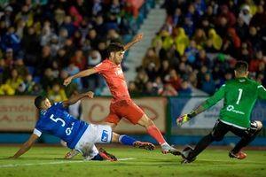 Cúp Nhà Vua Tây Ban Nha: Real thắng dễ, Barca nhọc nhằn
