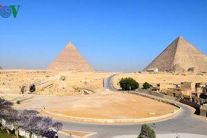 Ai Cập mở cửa kim tự tháp Khafre