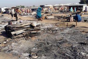 Tình nghi Boko Haram tấn công giết 15 dân thường ở Đông Bắc Nigeria