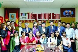 Báo Tiếng nói Việt Nam kỷ niệm 20 năm ngày ra số đầu tiên